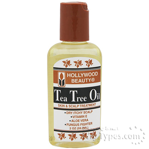 Hollywood Beauty Tea Tree Oil 2oz