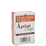 Hollywood Beauty Apricot Soap 3oz