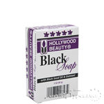 Hollywood Beauty Black Soap 3oz
