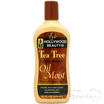 Hollywood Beauty Tea Tree Oil Moist Creme Brulee 12oz