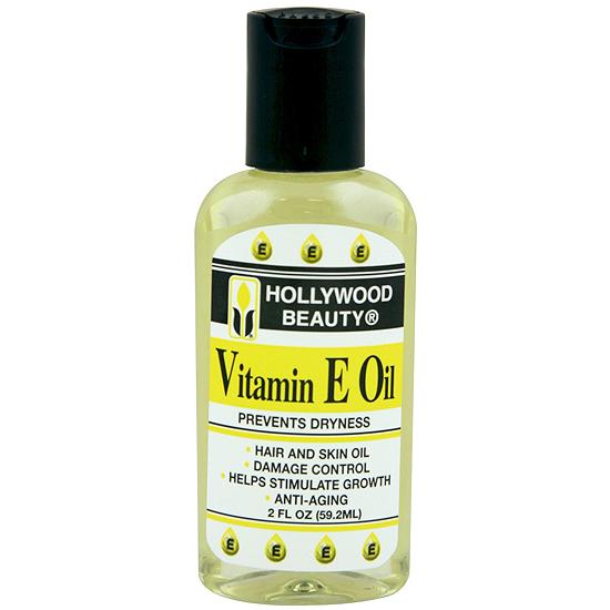 Hollywood Beauty Vitamin E Oil 2oz Wigtypes Com
