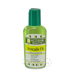 Hollywood Beauty Avocado Oil 2oz