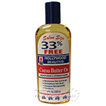 Hollywood Beauty Cocoa Butter Oil 8oz