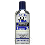 Hollywood Beauty Coconut Oil 8oz