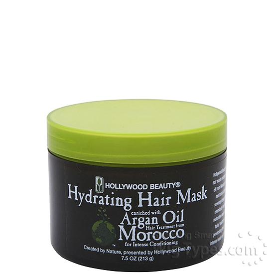 Hollywood Beauty Argan Oil Hydrating Hair Mask 7 5oz Wigtypes Com