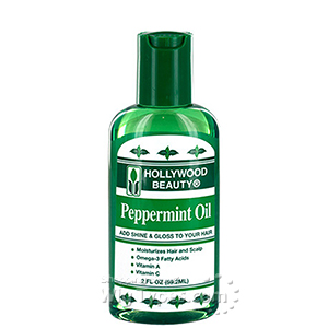 Hollywood Beauty Peppermint Oil 2oz