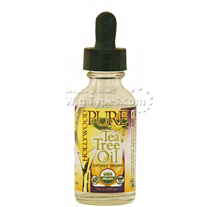 Hollywood Beauty Pure Tea Tree Oil 1oz