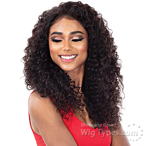 Shake N Go Ibiza 100% Natural Virgin Human Hair Weave - DEEP 16
