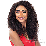Shake N Go Ibiza 100% Natural Virgin Human Hair 13x5 Lace Closure - DEEP CURL