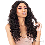 Shake N Go Ibiza 100% Natural Virgin Human Hair 5x5 Lace Closure - LOOSE DEEP