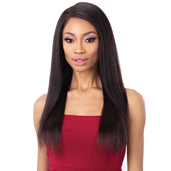 Shake N Go Ibiza 100% Natural Virgin Human Hair 5x5 Lace Closure - STRAIGHT 14