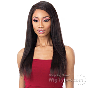 Shake N Go Ibiza 100% Natural Virgin Human Hair 5x5 Lace Closure - STRAIGHT