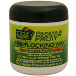 Irie Dread Papaya & Passion Fruit Firm Locking Wax Resistant Formula 6oz