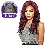 Isis Brown Sugar Human Hair Blend Lace Wig - BS5505 AQUARIUS (5x5 carefree partings)