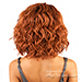 Isis Human Hair Blend Brown Sugar Soft Swiss Lace Wig - BS206