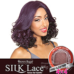 Isis Brown Sugar Human Hair Blend Silk Lace Wig - BS606 (4X4 Full Lace Front)