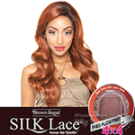 Isis Brown Sugar Human Hair Blend Silk Lace Wig - BS608 (4X4 Full Lace Front)