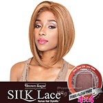 Isis Brown Sugar Human Hair Blend Silk Lace Wig - BS609 (4x4 Full Lace Front)