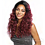Isis Brown Sugar Human Hair Blend Full Wig - BS142