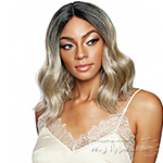 Isis Brown Sugar Human Hair Blend Full Wig - BS146