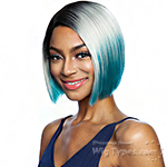 Isis Brown Sugar Human Hair Blend Full Wig - BS151