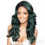 Isis Brown Sugar Human Hair Blend Full Wig - BS121