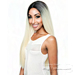 Isis Brown Sugar Human Hair Blend Full Wig - BS126 (deep middle lace part)