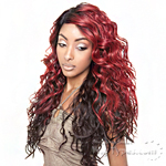 Isis Brown Sugar Human Hair Blend Soft Swiss Lace Wig - BS211