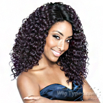 Isis Brown Sugar Human Hair Blend Soft Swiss Lace Wig - BS221