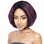Isis Brown Sugar Human Hair Blend Soft Swiss Lace Wig - BS222