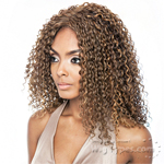 Isis Brown Sugar Human Hair Blend Soft Swiss Lace Wig - BS225