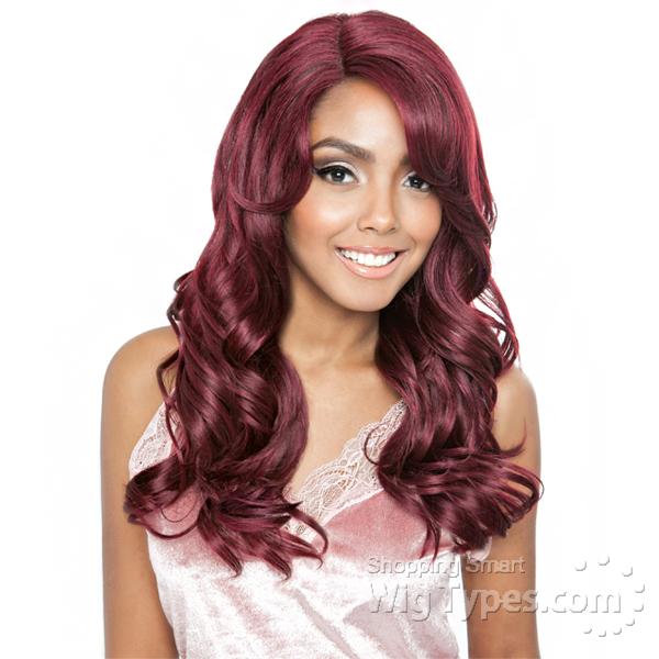 Isis Brown Sugar Human Hair Blend Soft Swiss Lace Wig Bs228