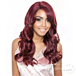 Isis Brown Sugar Human Hair Blend Soft Swiss Lace Wig - BS228