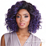 Isis Brown Sugar Human Hair Blend Soft Swiss Lace Wig - BS229