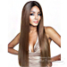 Isis Brown Sugar Human Hair Blend Soft Swiss Lace Wig - BS230