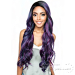 Isis Brown Sugar Human Hair Blend Soft Swiss Lace Wig - BS292 (Super Long 30)