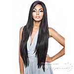 Isis Brown Sugar Human Hair Blend Whole Lace Front Wig - BS491 (super Long 32)