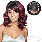 Isis Brown Sugar Human Hair Blend Bang Lace Wig - BSB03 CLOVER