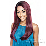 Isis Brown Sugar Human Hair Blend Glueless Lace Front Wig - BSG202 NOLITA (Ear-to-Ear Elastic Band Wig)