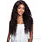Isis Brown Sugar Flat & Lay Human Hair Blend Lace Front Wig - BSL202 ROSEMARY (6 inch deep part)