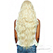 Isis Brown Sugar Natural Hairline Human Hair Blend Lace Front Wig - BSN202 BRYCE