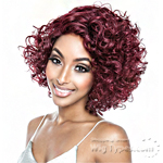 Isis Brown Sugar Human Hair Blend Signature Part Wig - BSS105 BENTLEY