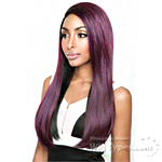 Isis Brown Sugar Human Hair Blend Signature Part Lace Front Wig - BSS208 VOGUE