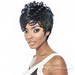 Isis Brown Sugar Human Hair Blend Stylist Wig - BST105 HIP HOP