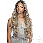 Isis Brown Sugar Human Hair Blend Versatile Lace Wig - BSX06 NATURAL WAVE 30
