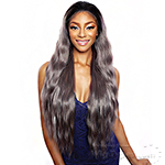 Mane Concept Brown Sugar Human Hair Blend Lace Front Wig - BSN212 YOSEMITE