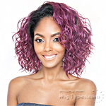 Isis Brown Sugar Human Hair Blend Perfect Edge Half Wig - PERFECT EDGE 06 (BSP06)