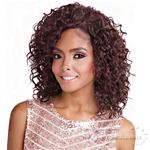 Isis Brown Sugar Human Hair Blend Perfect Edge Half Wig - PERFECT EDGE 09 (BSP09)