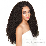 Isis Red Carpet Synthetic Bohemian Braid - CRIMPY WAVE