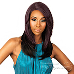 Isis Red Carpet Lace Deep Side Part Synthetic Lace Front Wig - RCP288 ROSE